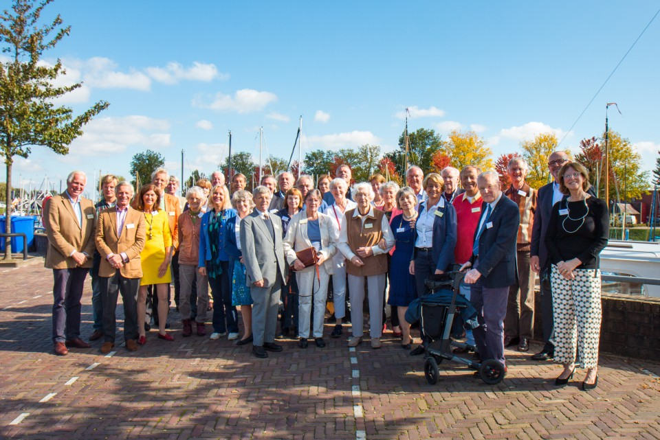 Haven Van Huizen : Stichting j p van rossum de haven van huizen